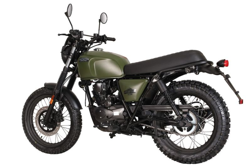 moto neuve brixton bx125x scrambler vente scooter la. Black Bedroom Furniture Sets. Home Design Ideas