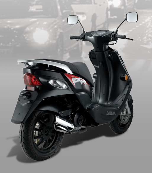 scooter neuf daelim s4 50cc vente scooter la seyne sur. Black Bedroom Furniture Sets. Home Design Ideas