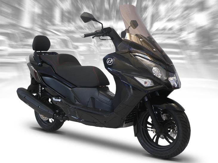 scooter neuf daelim s300 vente scooter la seyne sur mer toulon l 39 atelier du scoot. Black Bedroom Furniture Sets. Home Design Ideas