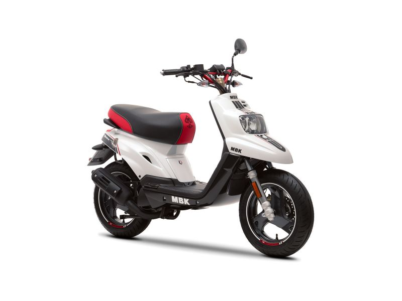 scooter neuf mbk booster naked 13 pouces 50cc vente scooter la seyne sur mer toulon l. Black Bedroom Furniture Sets. Home Design Ideas