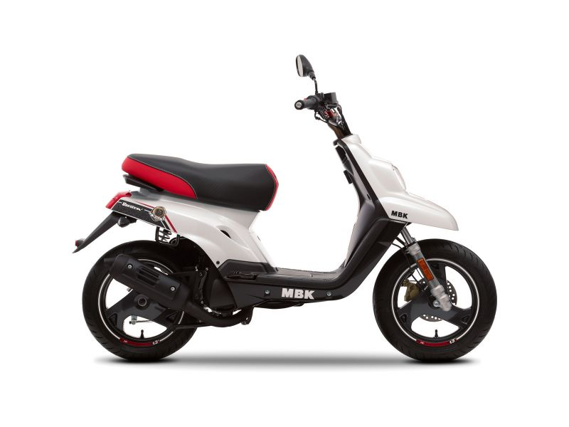 MBK Booster Naked 13 - Vente de scooters neufs et occasion