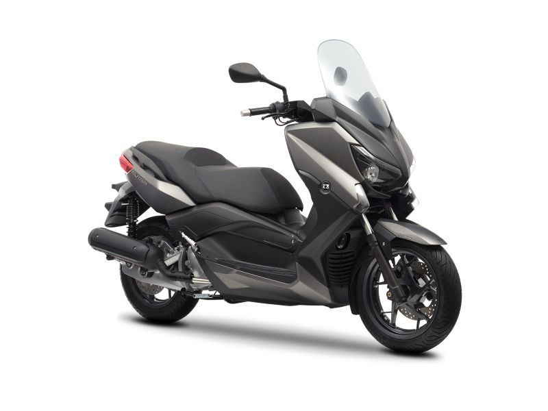 scooter neuf mbk evolis 125cc abs ou pas vente scooter. Black Bedroom Furniture Sets. Home Design Ideas