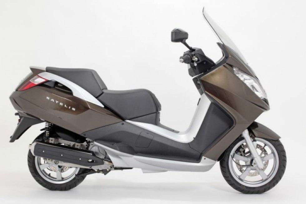 scooter neuf peugeot satelis 125cc vente scooter la seyne sur mer toulon l 39 atelier du scoot. Black Bedroom Furniture Sets. Home Design Ideas