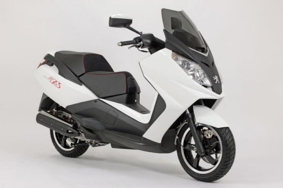 Scooter Peugeot Satelis RS 125