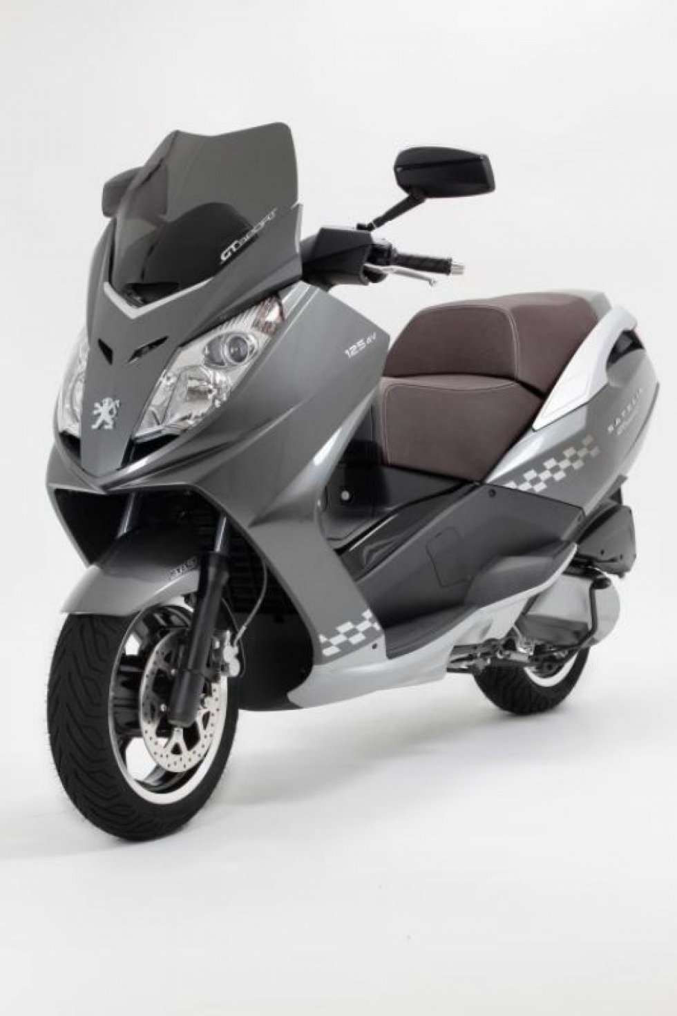 scooter neuf peugeot satelis gt sport 125 cc vente scooter la seyne sur mer toulon l. Black Bedroom Furniture Sets. Home Design Ideas