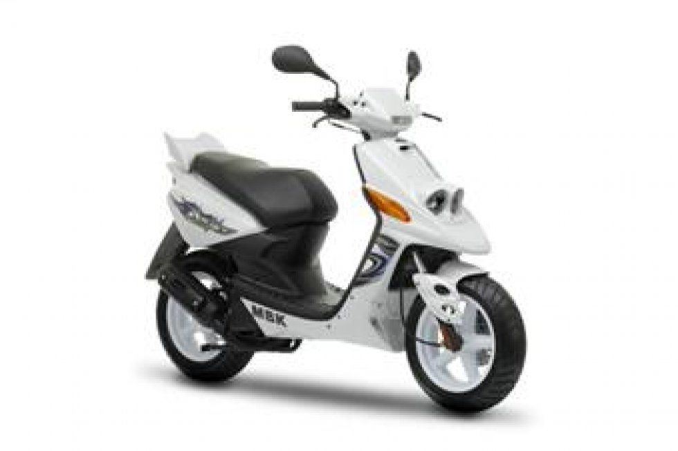 scooter neuf mbk booster rocket 50cc vente scooter la. Black Bedroom Furniture Sets. Home Design Ideas