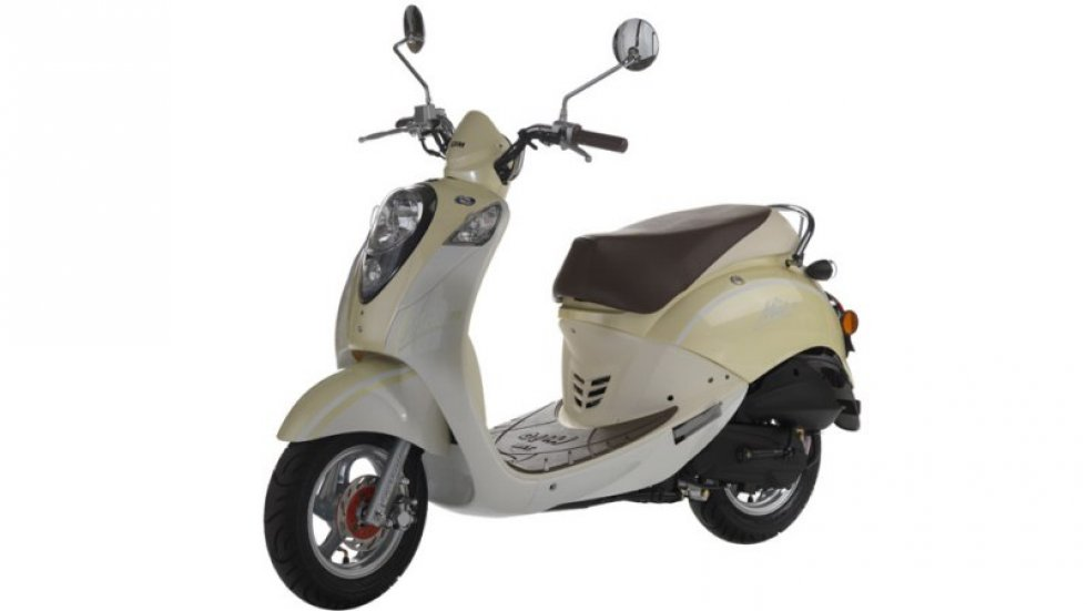 scooter neuf sym mio 50cc 4 temps vente scooter la seyne sur mer toulon l 39 atelier du scoot. Black Bedroom Furniture Sets. Home Design Ideas