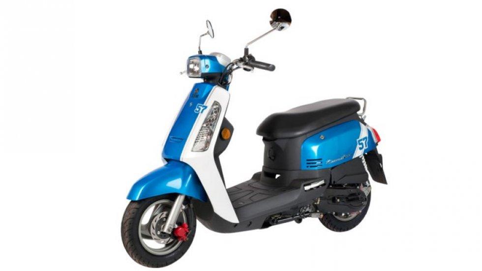 scooter neuf sym tonik 50cc 4 temps vente scooter la seyne sur mer toulon l 39 atelier du scoot. Black Bedroom Furniture Sets. Home Design Ideas