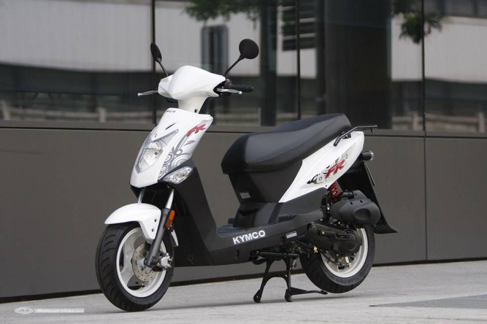scooter neuf kymco agility fr 50cc 2 temps vente scooter la seyne sur mer toulon l 39 atelier. Black Bedroom Furniture Sets. Home Design Ideas