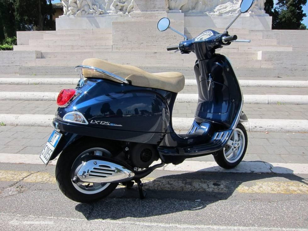 scooter neuf vespa lx 125cc 3v vente scooter la seyne sur mer toulon l 39 atelier du scoot. Black Bedroom Furniture Sets. Home Design Ideas