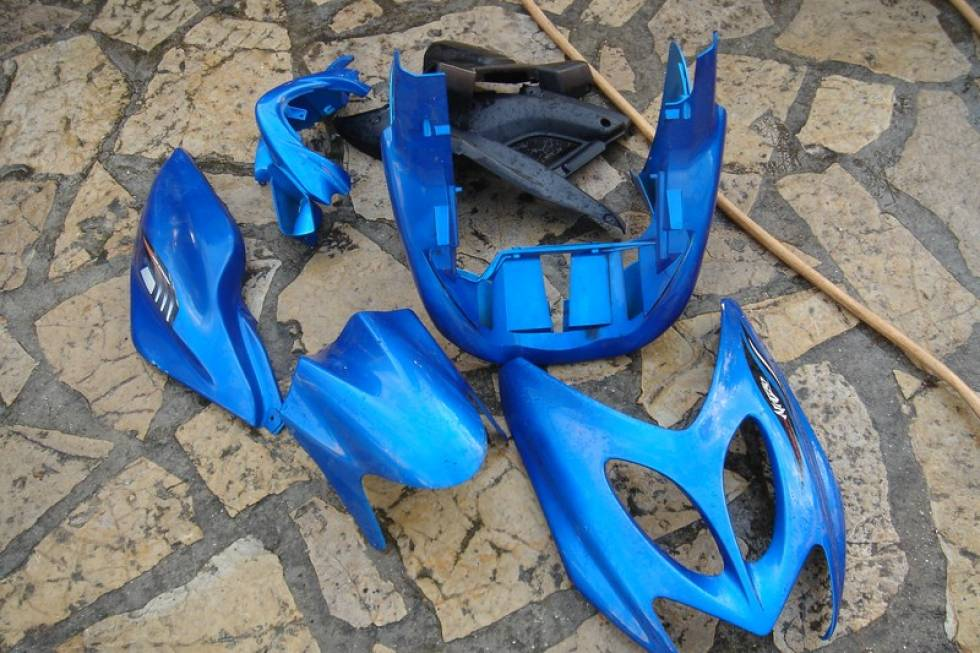 Pieces scooter yamaha