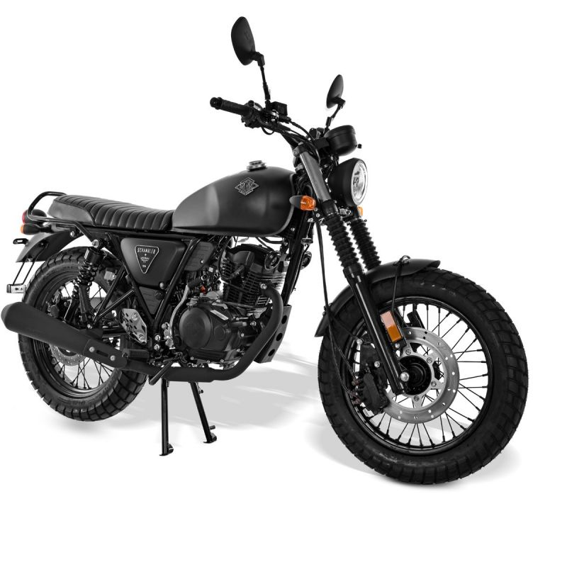 moto neuve archive motorcycle scrambler am 64 125cc vente scooter la seyne sur mer toulon l. Black Bedroom Furniture Sets. Home Design Ideas