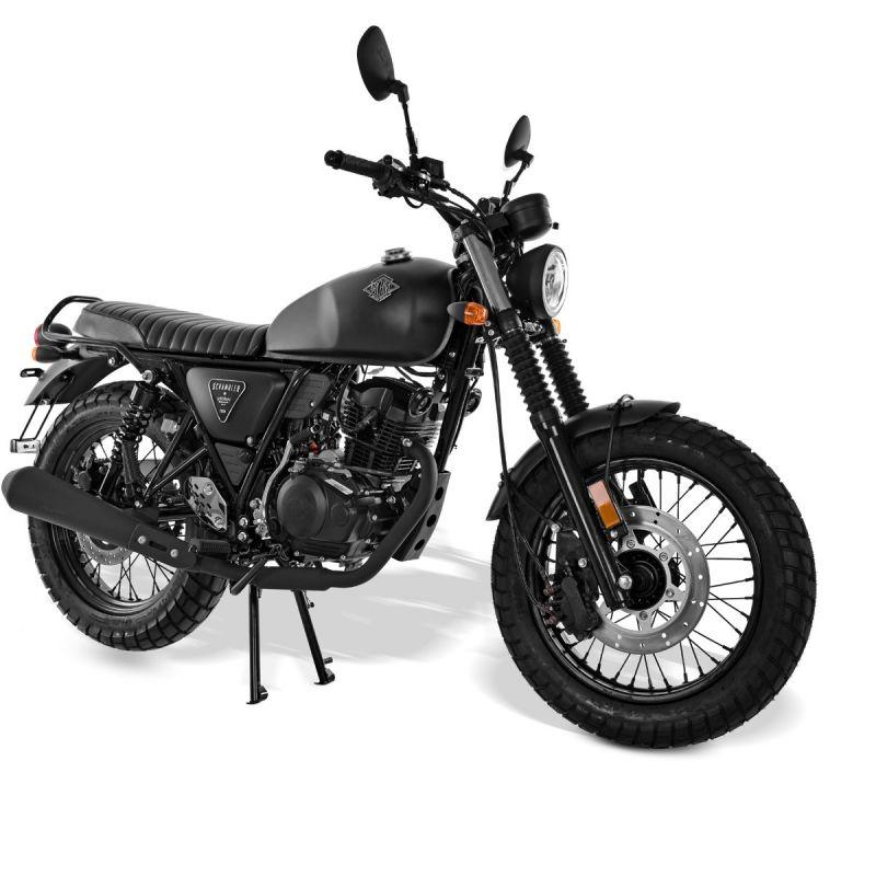 moto neuve archive motorcycle scrambler am 64 125cc vente scooter la seyne sur mer toulon l. Black Bedroom Furniture Sets. Home Design Ideas
