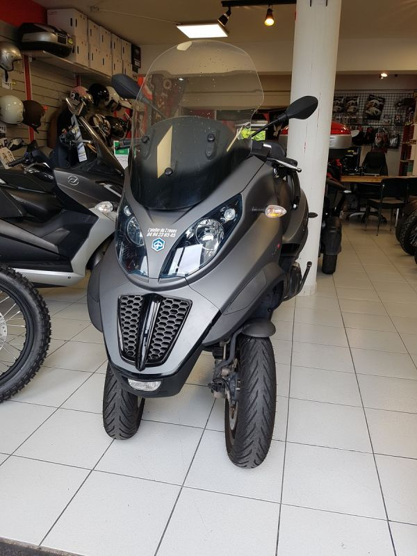 SCOOTER OCCASION PIAGGIO MP3 500 SIX FOURS LES PLAGES