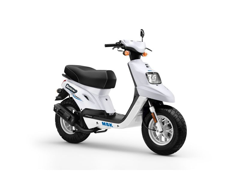 scooter neuf mbk booster spirit 10 pouces 50cc vente scooter la seyne sur mer toulon l. Black Bedroom Furniture Sets. Home Design Ideas