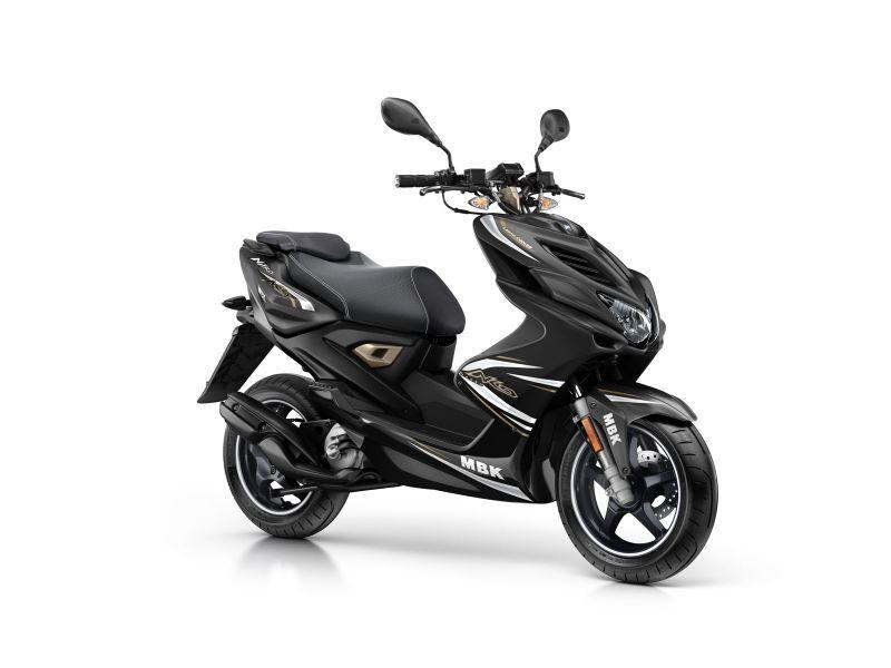 Scooter neuf MBK NITRO NAKED 50cc. - LAtelier du Scoot