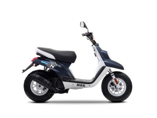 Scooter neuf MBK NITRO 4 temps 50cc. - LAtelier du Scoot