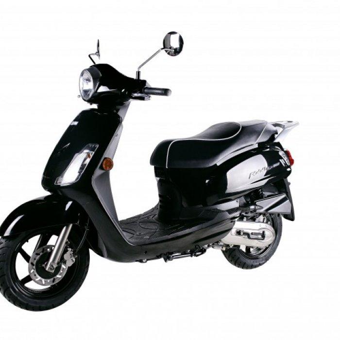 scooter neuf sym fiddle ii 125cc vente scooter la seyne sur mer toulon l 39 atelier du scoot. Black Bedroom Furniture Sets. Home Design Ideas