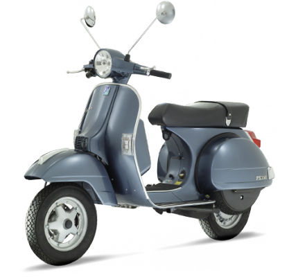 scooter neuf vespa px 125 vente scooter la seyne sur mer toulon l 39 atelier du scoot. Black Bedroom Furniture Sets. Home Design Ideas